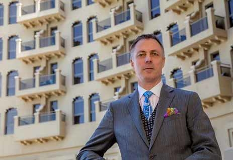 Hospitality Management Holdings CEO Laurent A Voivenel