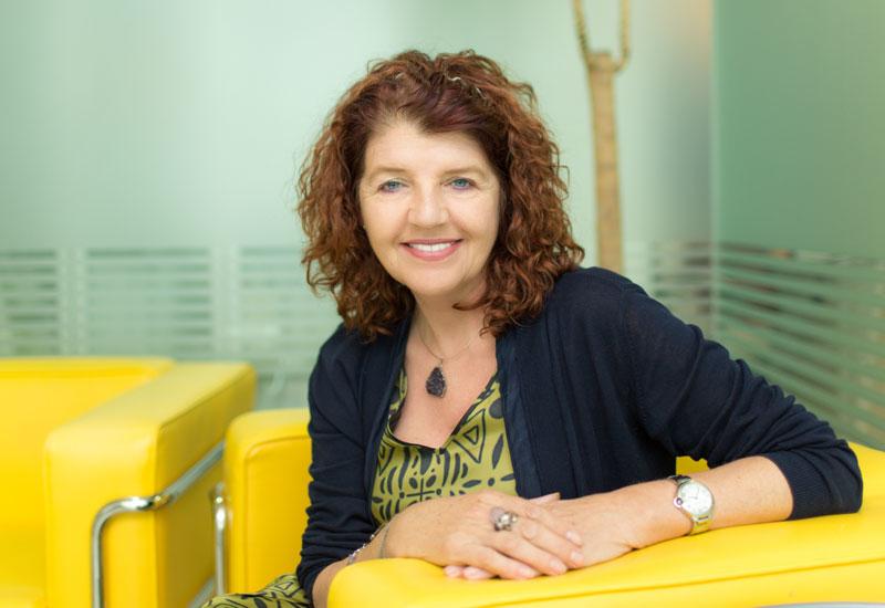 Liz Regan, director of HR & training, HMH.