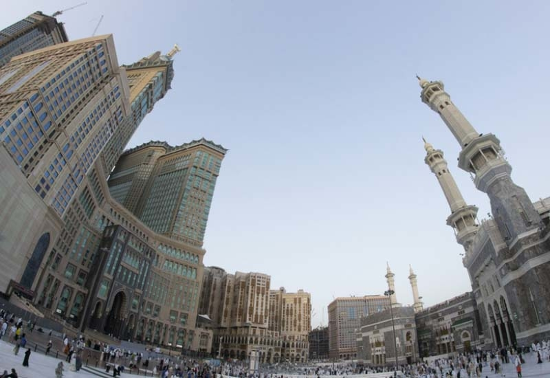 Makkah followed by Madinah are the two KSA cities with the most hotel developments in the country.