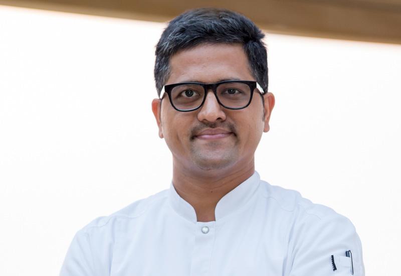 Manoj Aswal, executive chef, Kempinski Hotel Ajman.