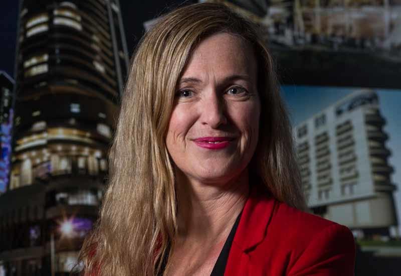 Maria Zarraluqui, global development managing director for Melia Hotels International Group.