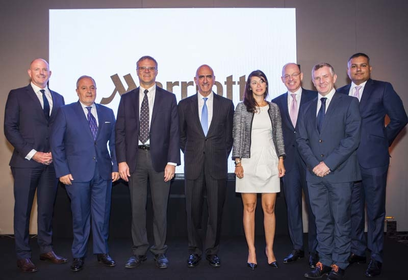 Marriott MEA's team now includes senior executives from Starwood's team.