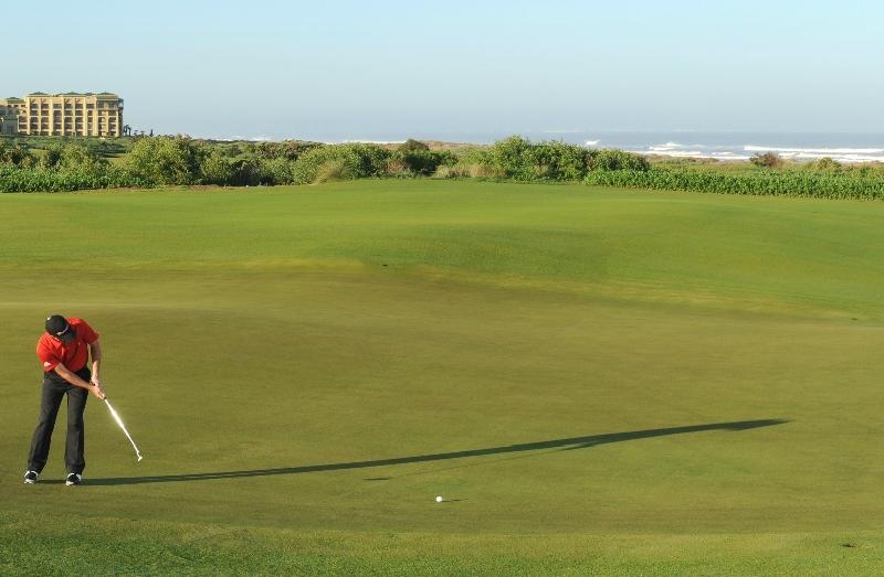 Mazagan Beach & Golf Resort, Morocco.
