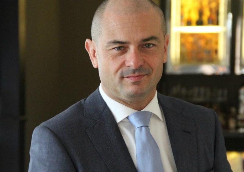 Mazagan Beach & Golf Resort managing director Massimiliano Zanardi.