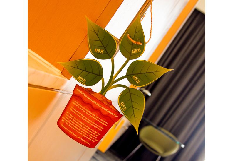 The Green Leaf plant pot.