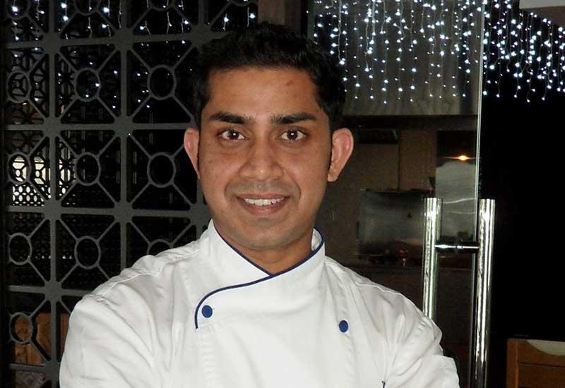 Novotel Dubai Al Barsha executive chef Mihir Mandal.