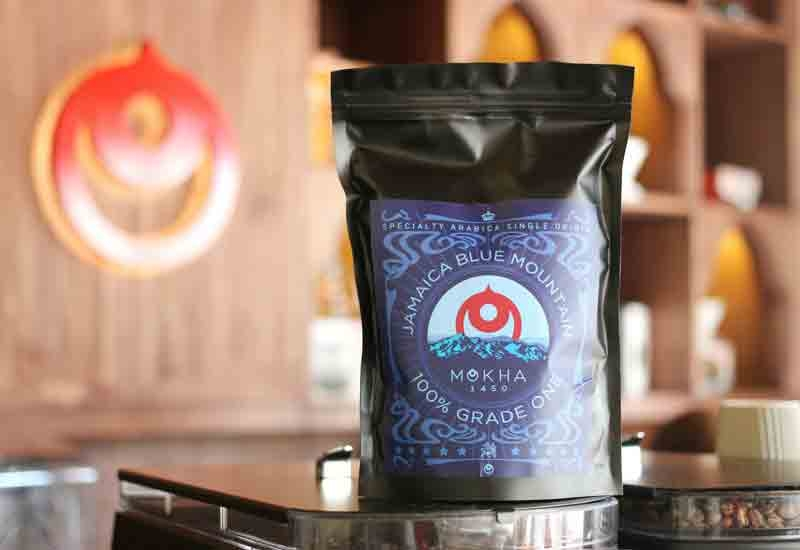 Mokha 1450 introduces rare 100% rated coffee