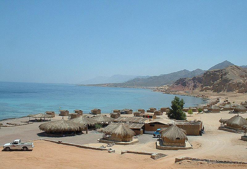 Moon Island Beach Resort, which was struck during the 2004 attacks