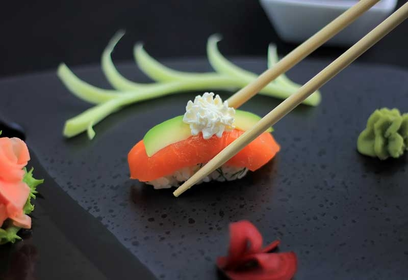 Mori Sushi aims topresent traditional Japanese dishes infused with Latin flavour.