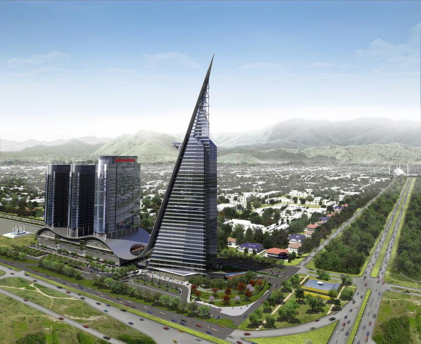Movenpick Hotel Centaurus Islamabad set to open in 2018.