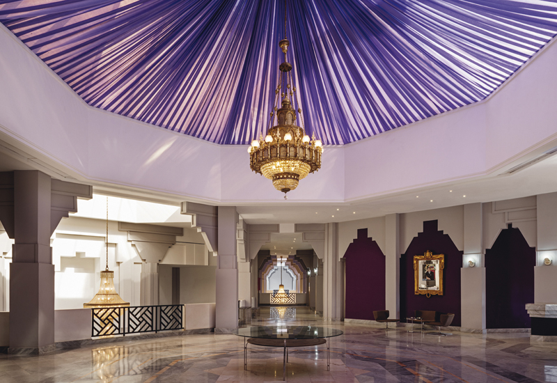 Movenpick Hotel Mansour Eddahbi Marrakech is the third property in Morocco from the Swiss operator.