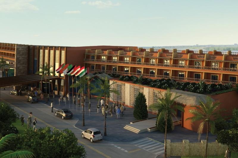 Mvenpick Hotel & Residences North Coast, Egypt.