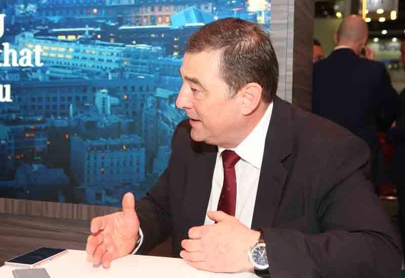 Movenpick Hotels and Resorts COO Andreas Mattmuller