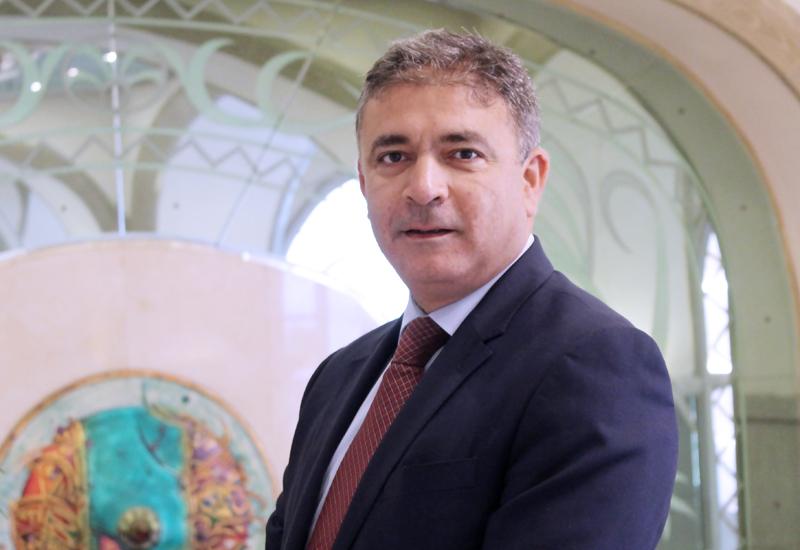 Mrad El Khoury joins Crowne Plaza Dubai.