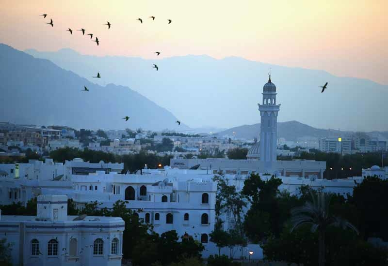 Muscat experienced the largest drop in ADR, down 14.4% to $232.64.