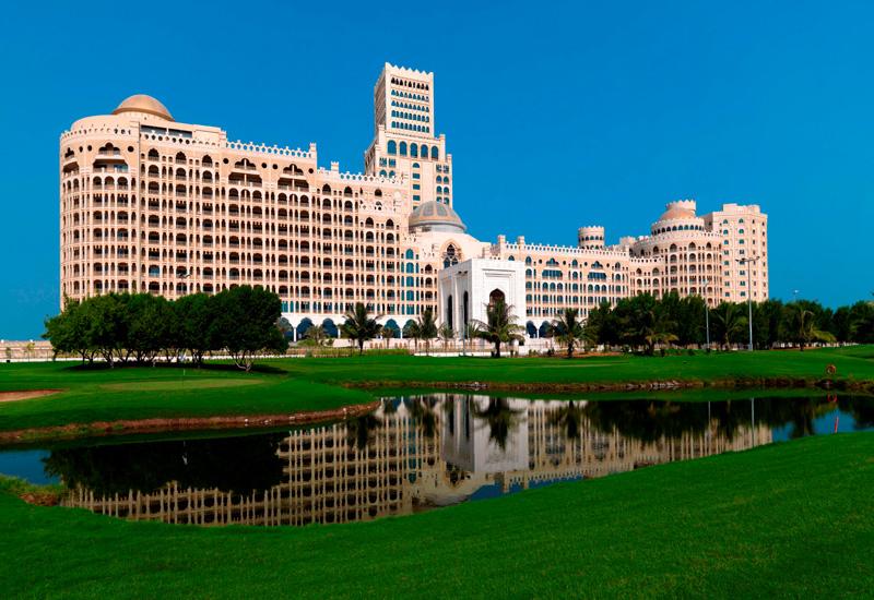 Waldorf Astoria Ras Al Khaimah is among the Hilton properties with an adjoining golf course