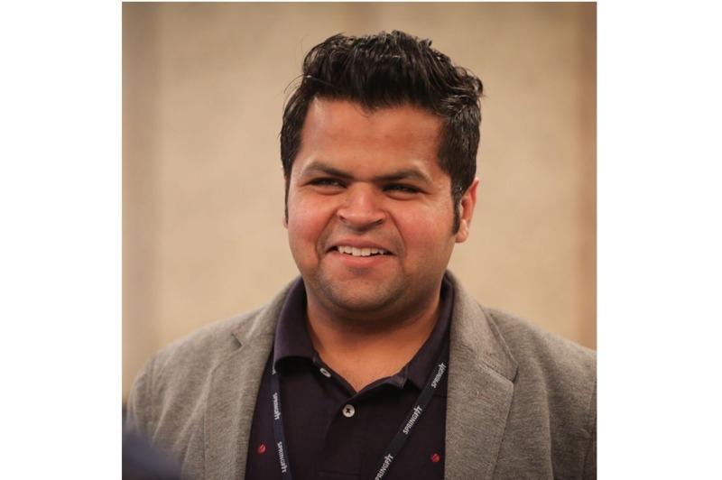 Springfit company director Nipun Gupta.