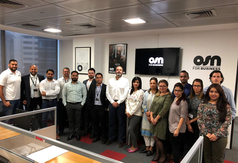Reports, OSN for Business, Hotelier middle east great gm debate, Great gm debate