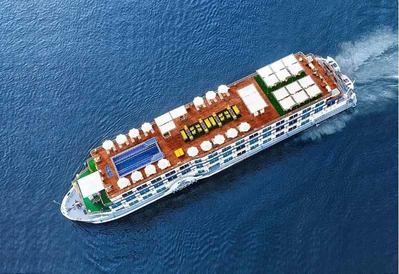 The Oberoi Philae Luxury Nile Cruiser.