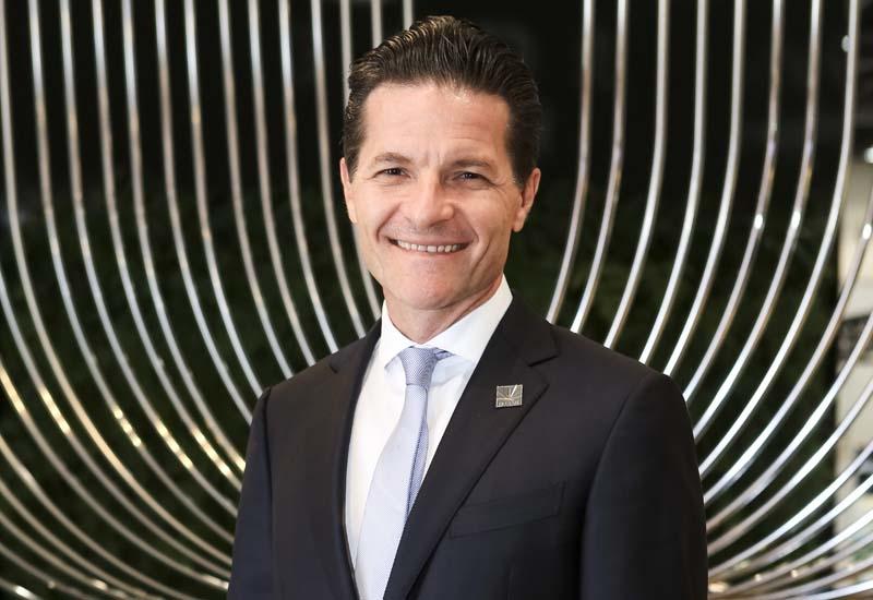Emaar Hospitality Group CEO Olivier Harnisch.