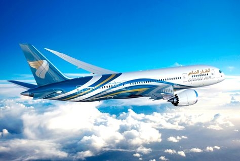 KQ placed its codeshare flight numbers on the Oman Air flights.