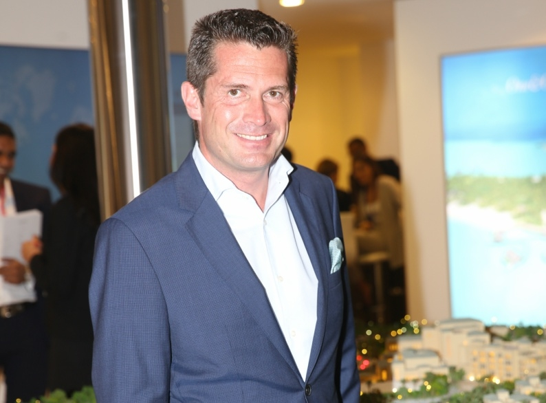 One&Only Seef Bahrain general manager Jerome Colson.