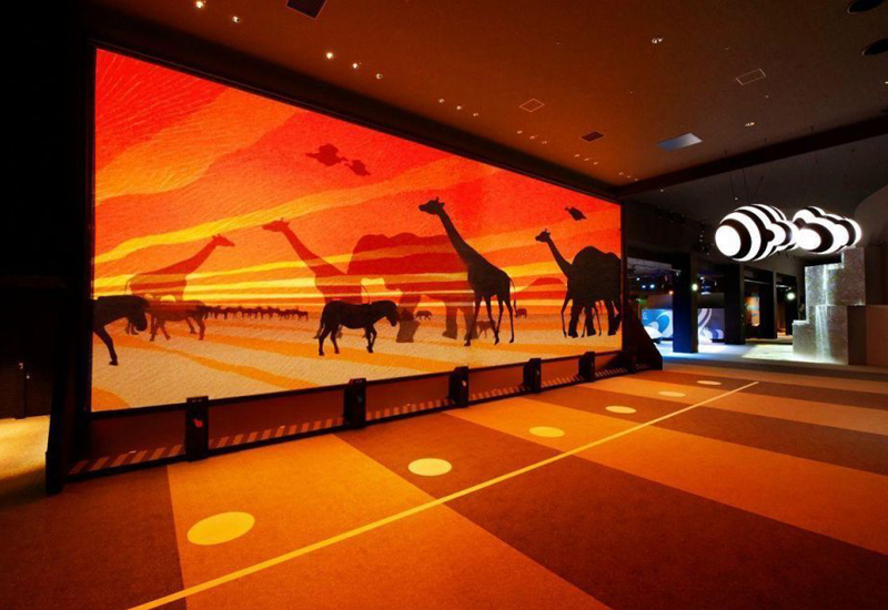 Orbi, a high-tech, multisensory natural history project, is one of the attractions included in the packages.