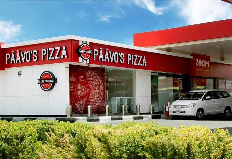 Paavo's Pizza has opened its seventh outlet in Dubai.