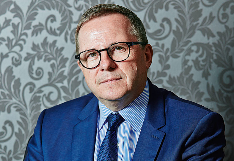 Pascal Gauvin is the chief operating office India, Middle East, Africa for InterContinental Hotels Group (IHG).