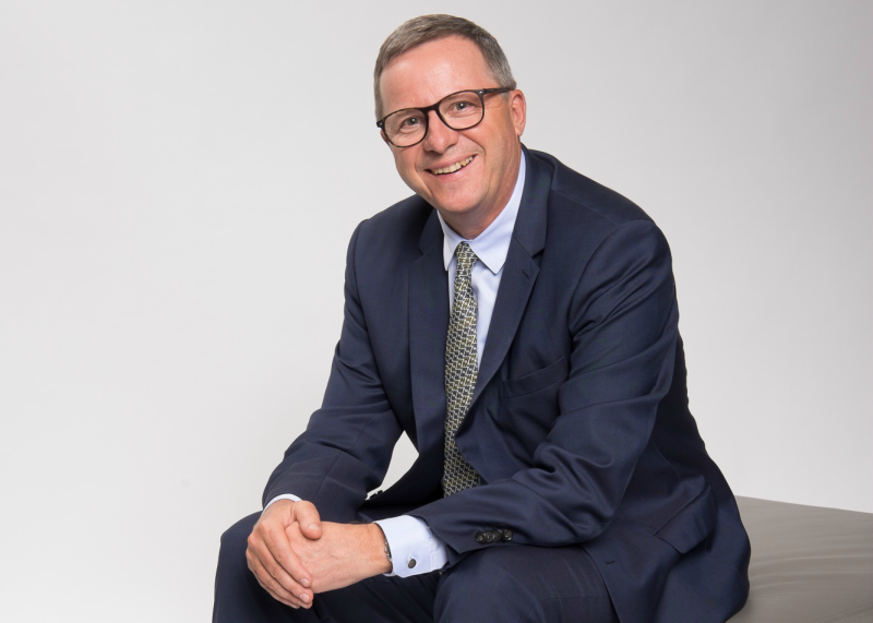 InterContinental Hotels Group CEO India, Middle East and Africa Pascal Gauvin