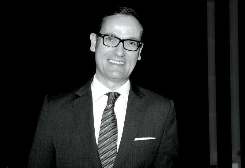 Emaar Hospitality Group chief operating officer Philippe Zuber.