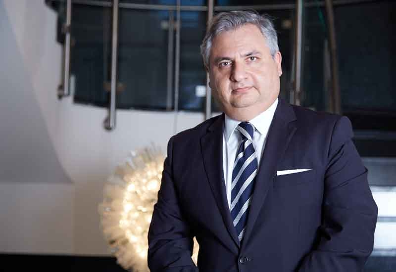 Pullman Dubai Jumeirah Lake Towers Hotel and Residence general manager Fadeel Wehbe.