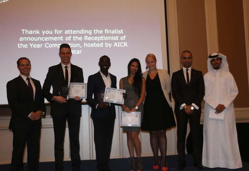 Winners of AICR Qatar.