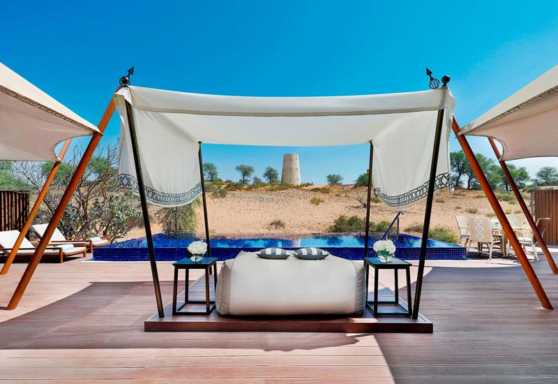 The Ritz-Carlton Ras Al Khaimah, Al Wadi Desert.