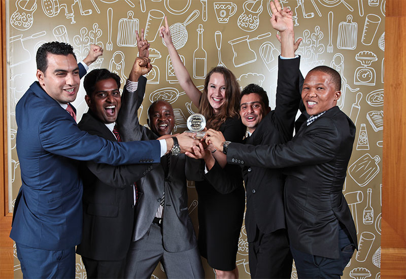 Reports, F&b awards, Caterer awards 2015