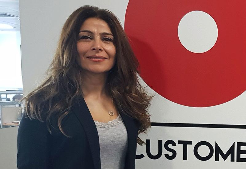 OSN commercial sales director  Raeda Al Ahmar.