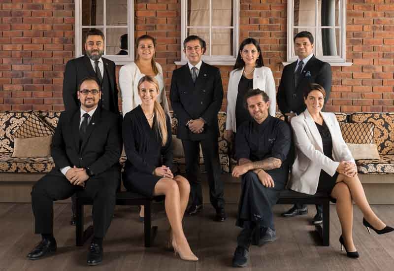"""Raffles Dubai has been open since 2007 and offers 252 rooms with 339 staff members on board. When asked why the team deserves to win, the answer was: """"Under the impassioned leadership of Ayman Gharib, Raffles Dubai is celebrating its 10th anniversary. Hotel team has excelled in all guest matrix scores; Reputation Performance Survey score of 94.6% (number one in the region); 91.3% in the Leading Quality Assurance, within the top five luxury hotels in the city and number one ranking on TripAdvisor in Dubai. Repeat guest ratio reached 40% through catering the individual needs of our guests and providing 'emotional luxury' to them. Raffles Dubai colleagues are loyal and passionate with over 30% have been with the property for more than five years and 14 colleagues since the pre-opening, showcasing high levels of colleague fulfilment and motivation; achieving the highest score on the Colleague Engagement Survey of 97%. Strongly supporting women empowerment, the executive committee members and key department heads are now 50% female. Raffles Dubai has an inspiring team that deserves to be recognized – because their passion, positivity and loyalty is exactly the kind of attitude that companies aspire to attract."""""""