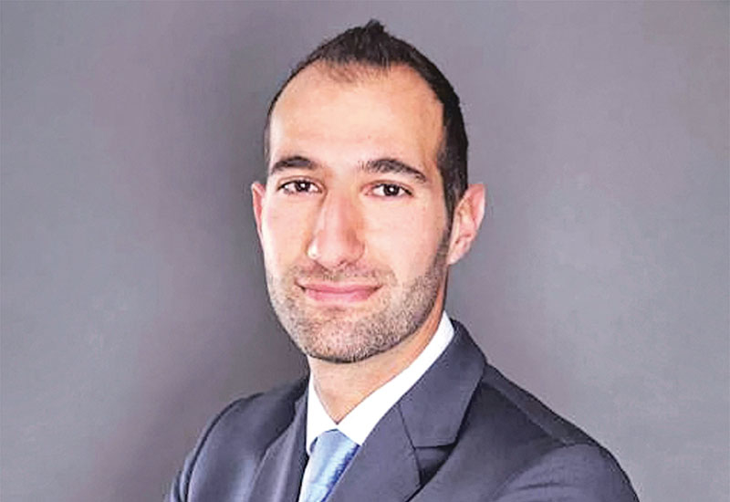 Louvre Hotels Group vice president development & acquisition MENA region Rami A. Moukarzel.