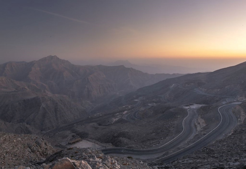 A multi-purpose observation deck and event area near the Jebel Jais Mountain's summit is due to come online in October.