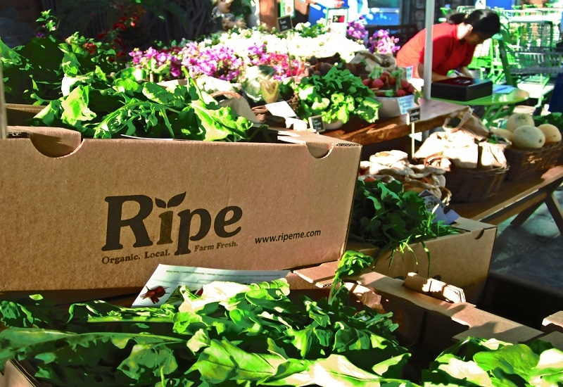 Ripe Market at Zabeel Park.