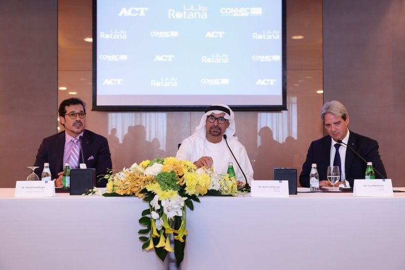 Rotanahas signed a strategic partnership with Abu Dhabi-based education services provider ConnecME Education.