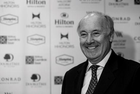 Rudi Jagersbacher, president, Middle East, Africa & Turkey for Hilton Worldwide.