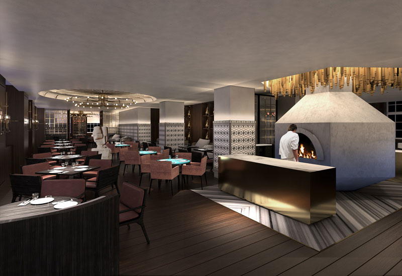 Rya will open in London this spring.