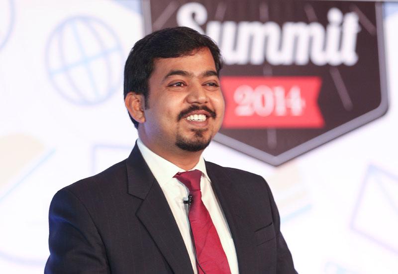 Sarfaraz Bashir, officer — supply chain & logistics, Jumeirah Group.