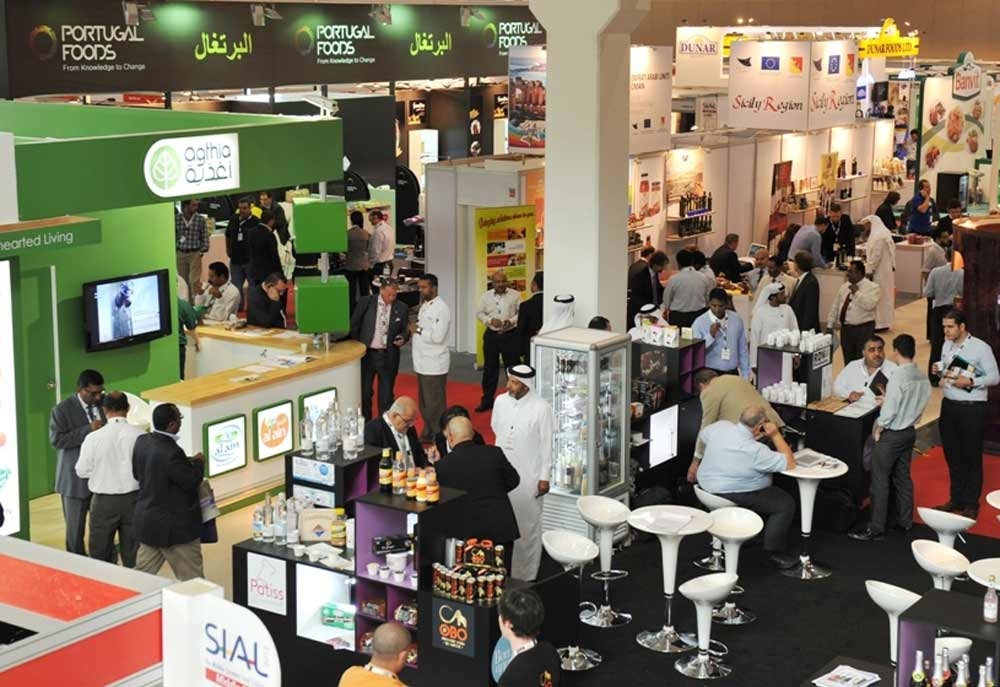 SIAL Middle East opens tomorrow.