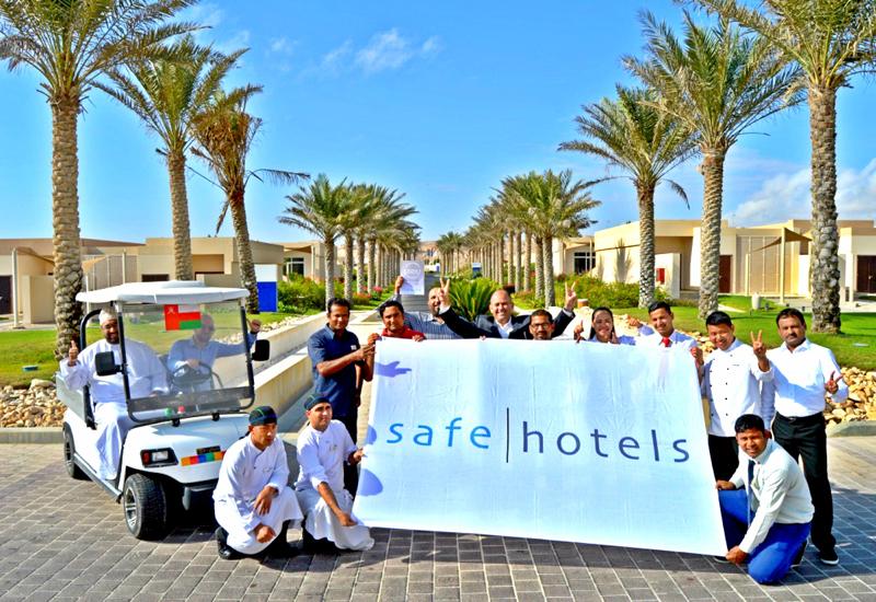 Safehotels certified Park Inn Duqm.