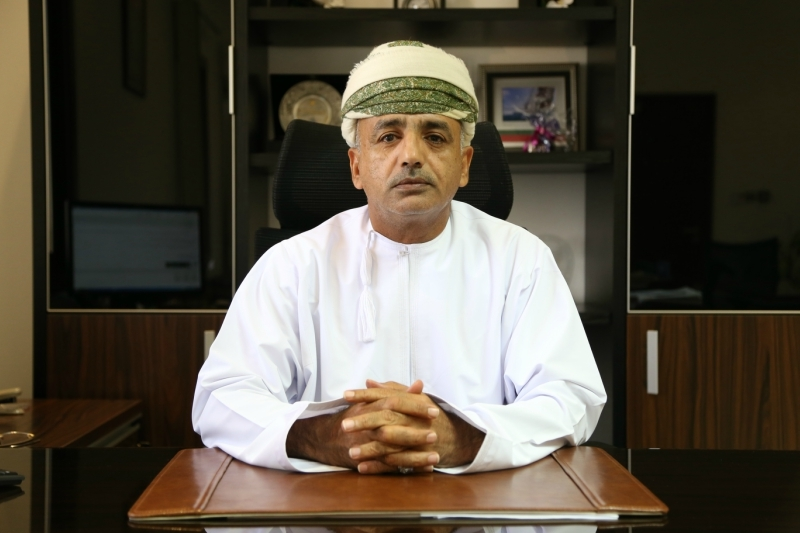 Oman Ministry of Tourism director general of tourism promotion Salim Al Mamari.