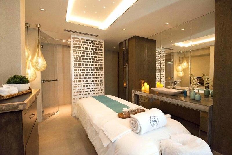 Sheraton Grand Hotel, Dubai's Soul Wellness & Spa.