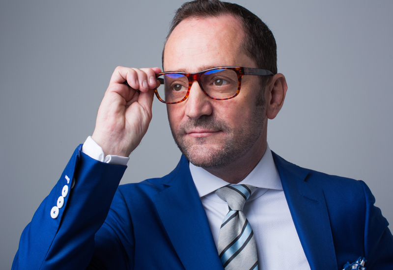 Four Seasons president for hotel operations - EMEA, Simon Casson.
