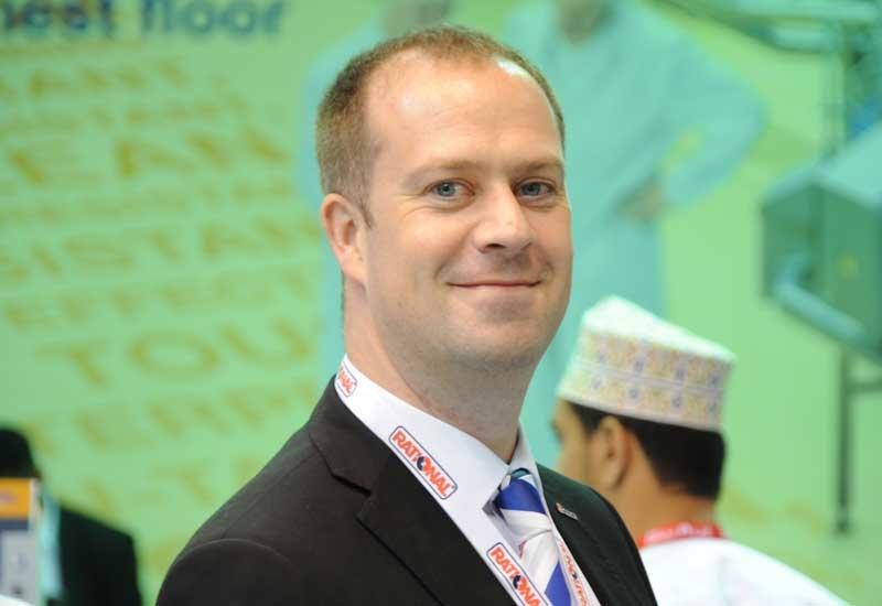 Rational managing director Simon Parke-Davis.